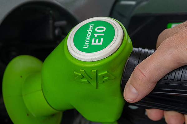 Ethanol for fuel